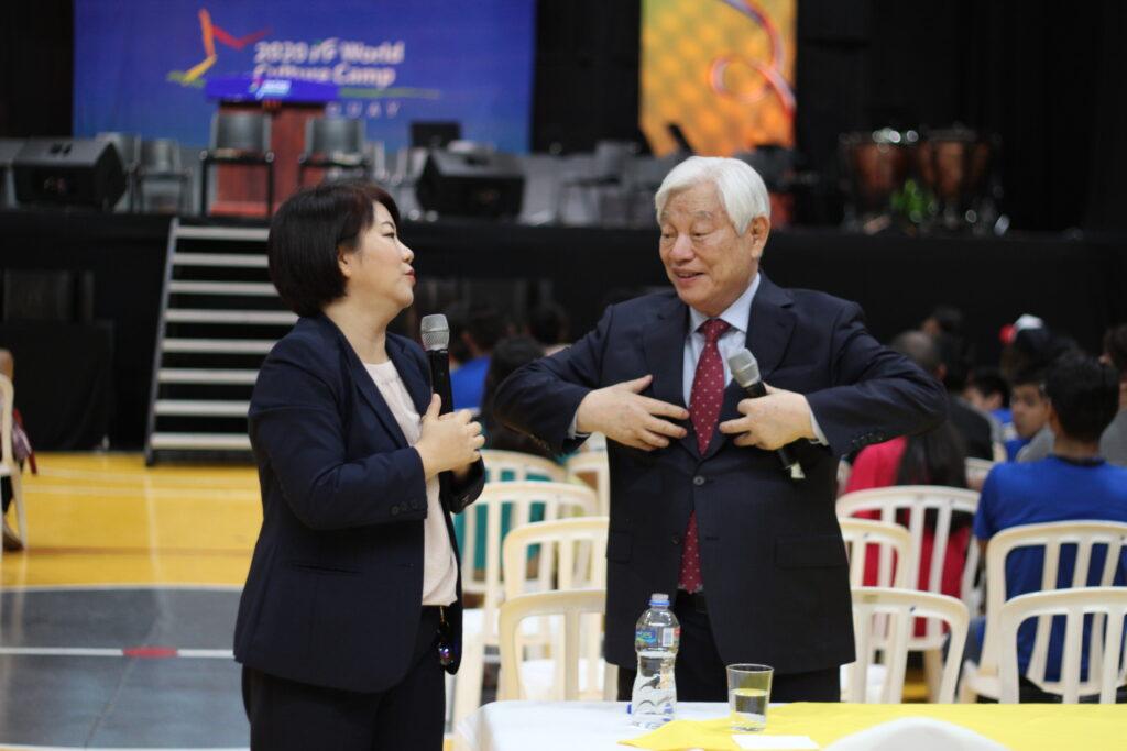 Fundador de IYF, Pr. Ock Soo Park
